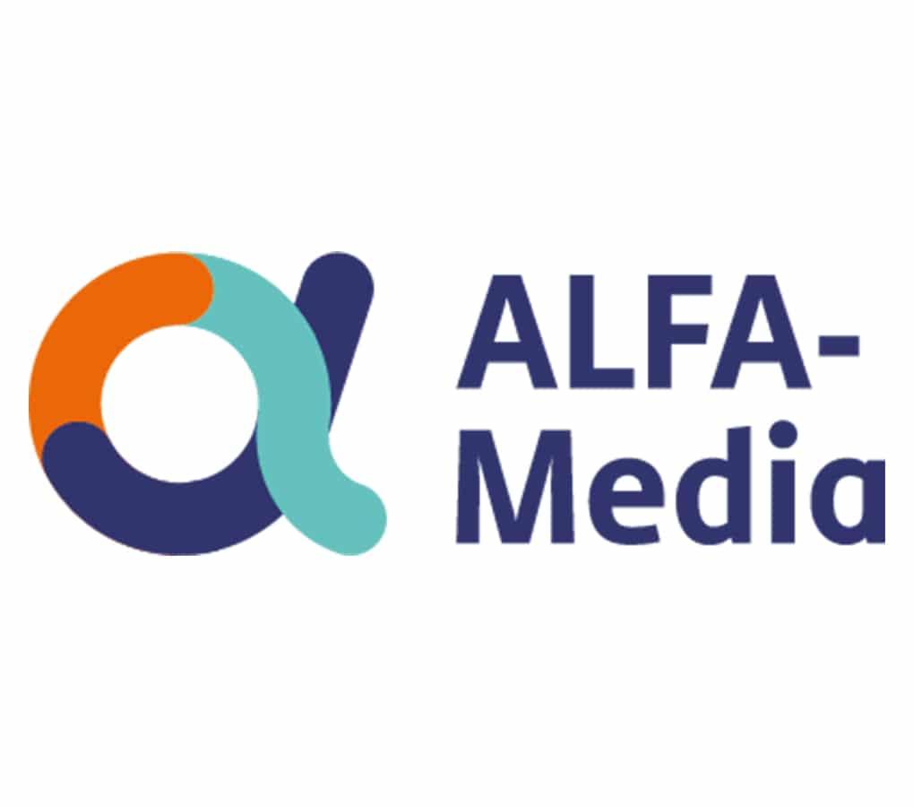 Logo vom ALFA-Media Projekt